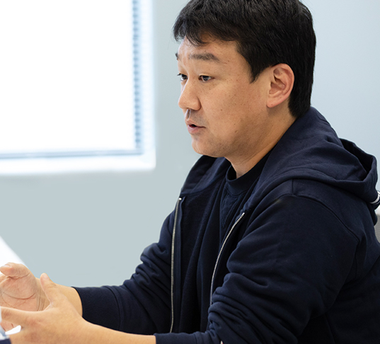 株式会社メルカリ Director, PM Office 宮坂 雅輝氏