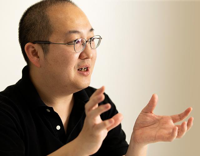 株式会社エクサウィザーズ 代表取締役社長 石山 洸氏