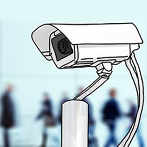 記事「監視される社会。見られていなくとも変わらない行動」の画像