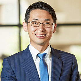 キャリアコンサルタント永田 憲章の写真
