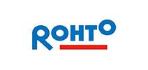 ご紹介企業:ロート製薬株式会社のロゴ