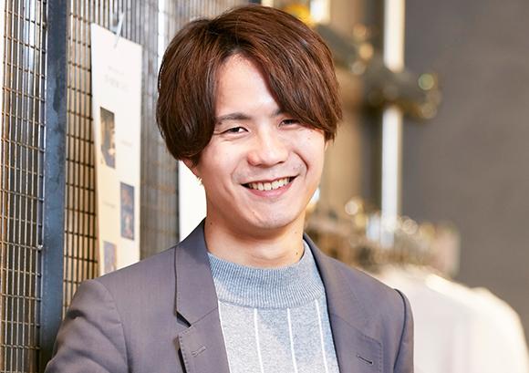 インタビュー記事:株式会社Mellowの森口拓也氏の写真