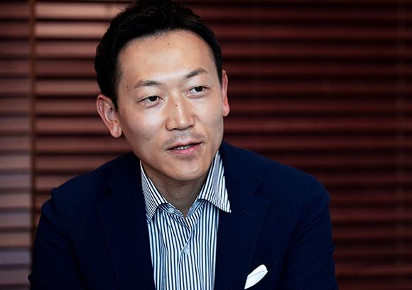 インタビュー記事:株式会社 コーチ・エィの長田祐典氏の写真