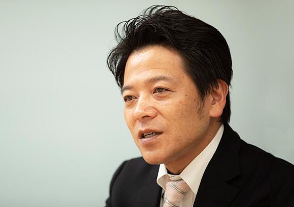 インタビュー記事:株式会社ジェネックスパートナーズの大池拓氏の写真