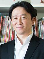 金柿秀幸氏のプロフィール写真