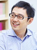佐渡島庸平氏のプロフィール写真