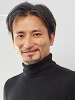 高橋智隆氏のプロフィール写真