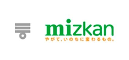 ご紹介企業:ミツカンのロゴ