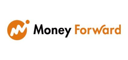 ご紹介企業:マネーフォワードのロゴ